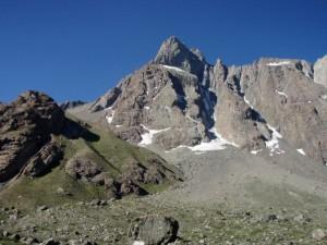 El cerro en cuestión