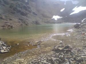 Laguna del portezuelo