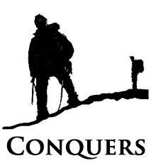 conquers
